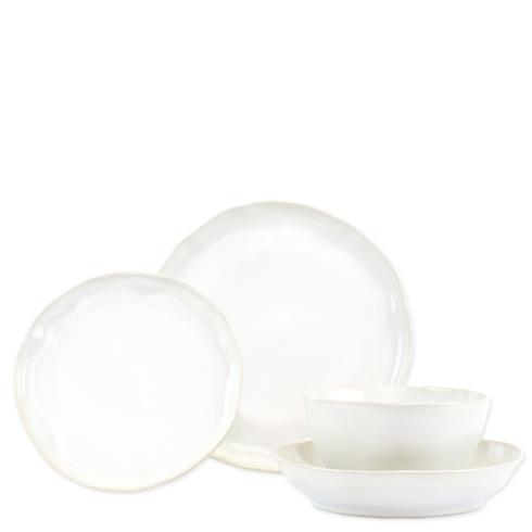 VIETRI Forma Cloud Four-Piece Place Setting $182.00