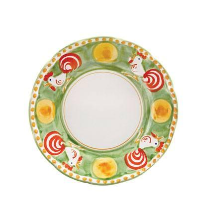 Vietri Campagna Gallina Salad Plate $38.00