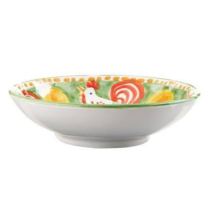 Vietri Campagna Gallina Coupe Pasta Bowl $40.00