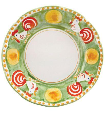 VIETRI Campagna Gallina Service Plate/Charger $89.00