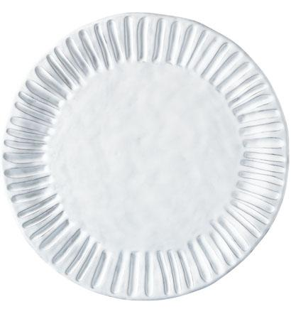 Stripe Serving Plate/Charger