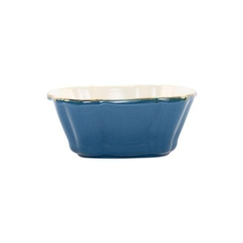 $35.00 Blue Small Square Baker