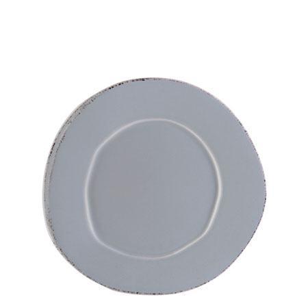 Vietri Lastra Gray Salad Plate $36.00