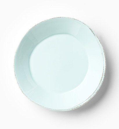 Vietri Lastra Aqua Pasta Bowl $36.00