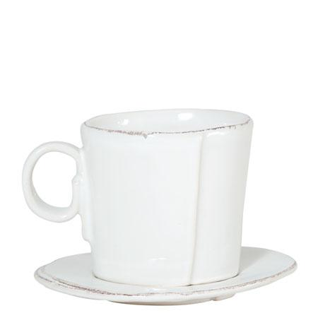 $40.00 Espresso Cup and Saucer