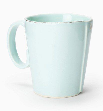 Vietri Lastra Aqua Mug $39.00
