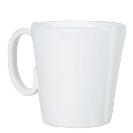 VIETRI Lastra White Mug $39.00