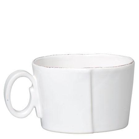 Vietri Lastra White Jumbo Cup $42.00