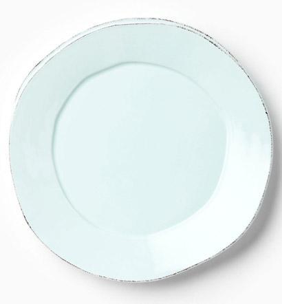 Vietri Lastra Aqua Round Platter $120.00