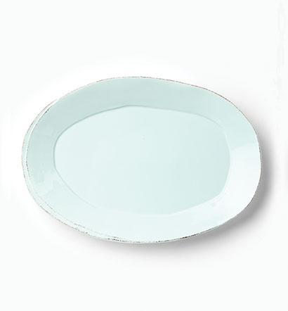Vietri Lastra Aqua Oval Platter $138.00