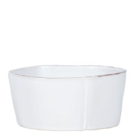 Vietri Lastra White Medium Serving Bowl $68.00