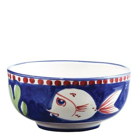 Vietri Campagna Pesce Cereal/Soup Bowl $38.00