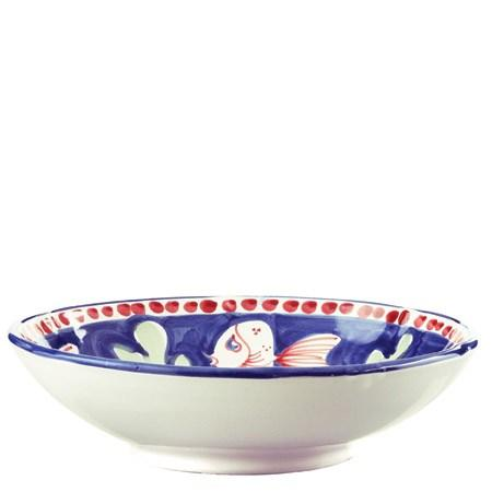 Vietri Campagna Pesce Coupe Pasta Bowl $40.00