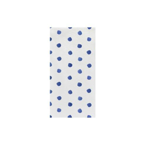 $15.00 Blue Dot Guest Towels (Pack of 20)