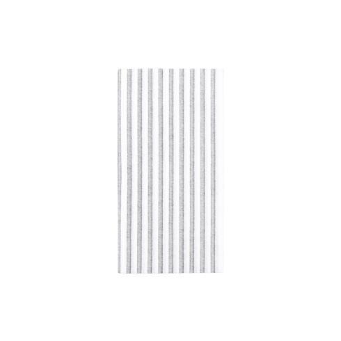 $15.00 Capri Gray Guest Towels (Pack of 20)