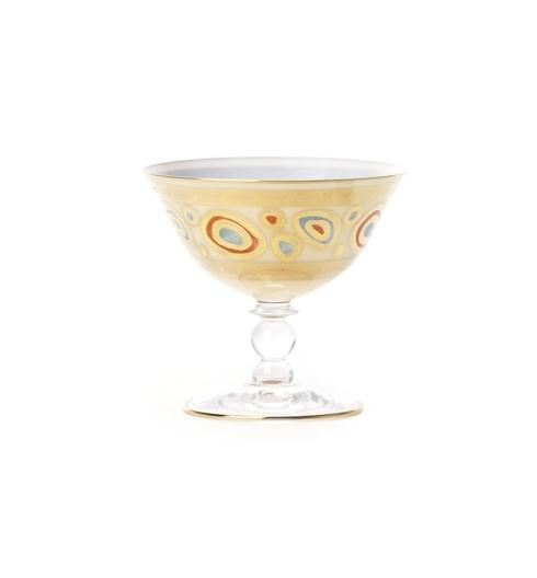 VIETRI  Regalia Cream Dessert Bowl $74.00