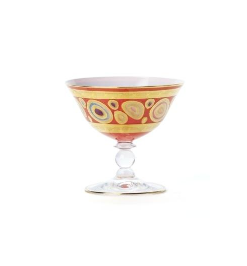 VIETRI  Regalia Orange Dessert Bowl $74.00