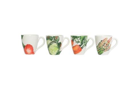 $140.00 Assorted Mugs - Set of 4