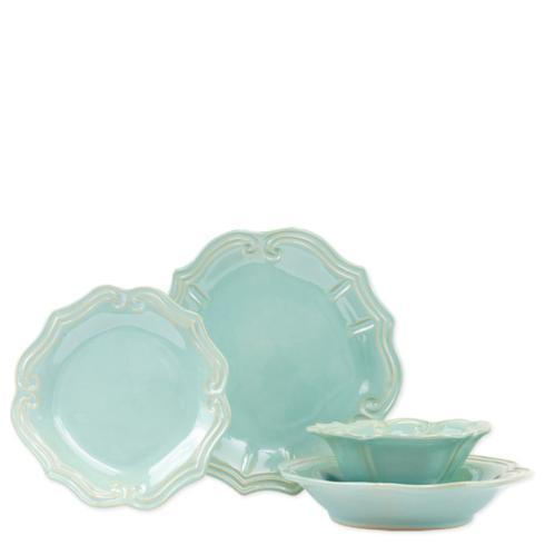 $198.00 Baroque Four-Piece Place Setting