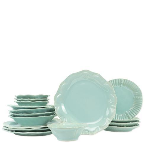 Assorted Sixteen-Piece Place Setting