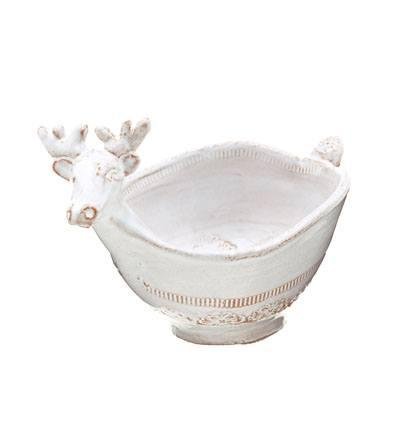Reindeer Condiment Bowl <br>(2 in Stock)