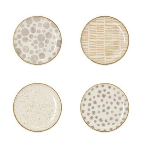 $45.00 Cocktail Plates - Set of 4