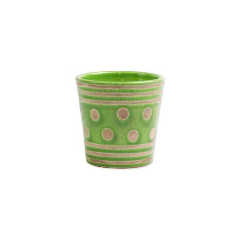 $15.00 Green Extra Small Cachepot