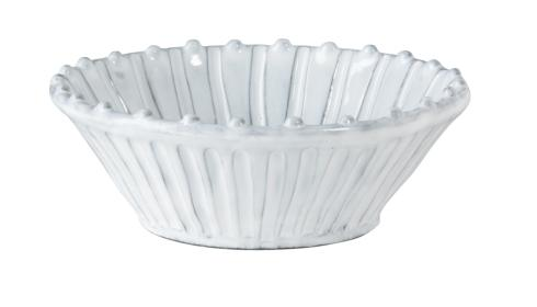 Striped Cereal Bowl