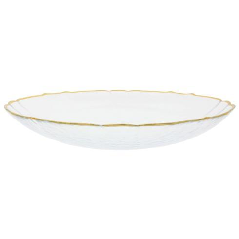 $61.00 Clear Large Bowl
