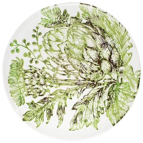 VIETRI  Artichokes Round Platter $111.00