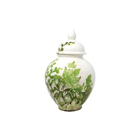 VIETRI  Artichokes Small Ginger Jar $190.00