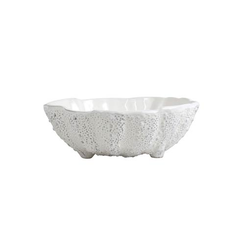 $149.00 White Sea Urchin Medium Bowl