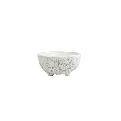 $44.00 White Sea Urchin Dipping Bowl