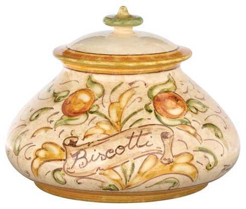 Biscotti Jar