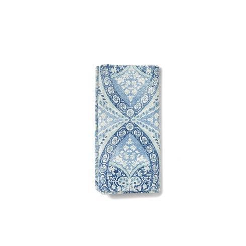 Vietri  Accent Napkins Blue Tuscan Tile Napkin $8.00