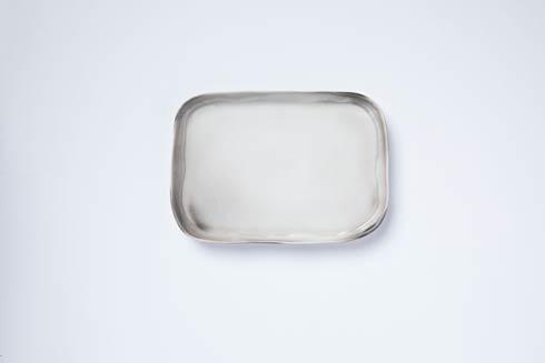 VIETRI  Aurora Ash Rectangular Platter $176.00