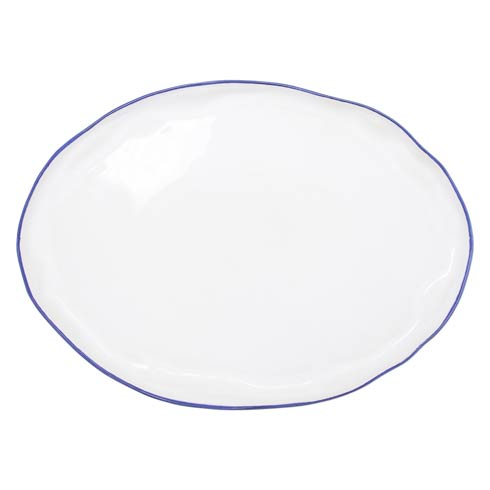 $199.00 Edge Large Oval Platter