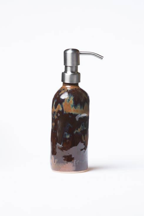 $98.00 Tortoise Soap Dispenser