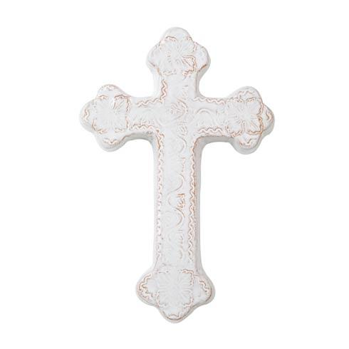 Vietri Bellezza White Medium Cross $66.00