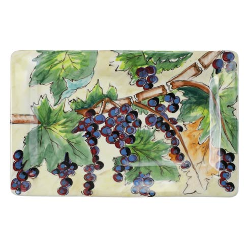 $214.00 Rectangular Platter