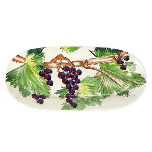 $129.00 Cantina Small Oval Platter