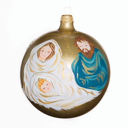 $42.00 Nativity Scene Ornament