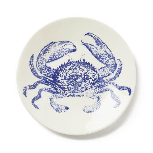 Vietri Costiera Blue Crab Salad Plate $36.00