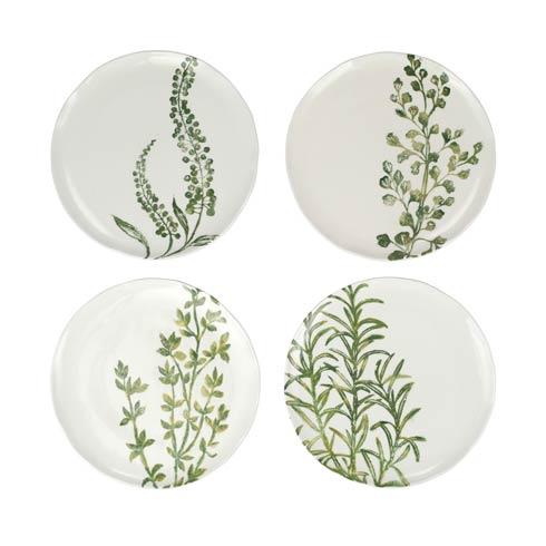 $152.00 Fauna Flora Assorted Salad Plates - Set of 4