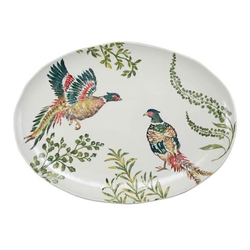 $330.00 Large Oval Platter