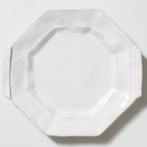 Octagonal Handled Platter image