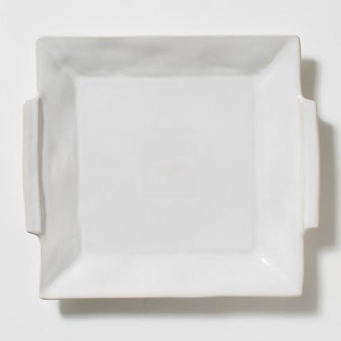 Vietri Forma Cloud Square Handled Platter $138.00