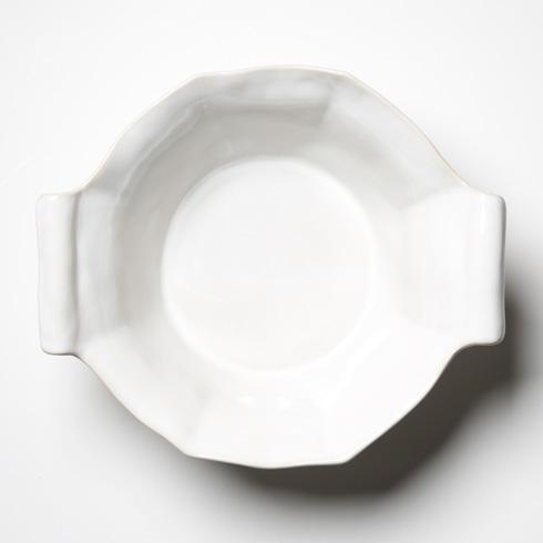 Vietri Forma Cloud Round Handled Bowl $151.00