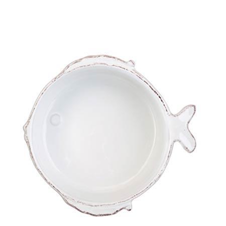 $37.00 White Cereal Bowl