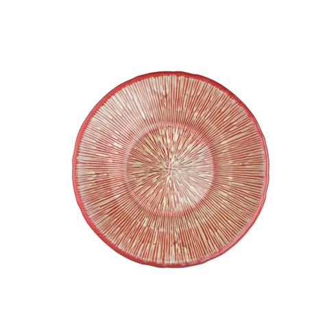 VIETRI  Festa Glass Salad Plate $32.00